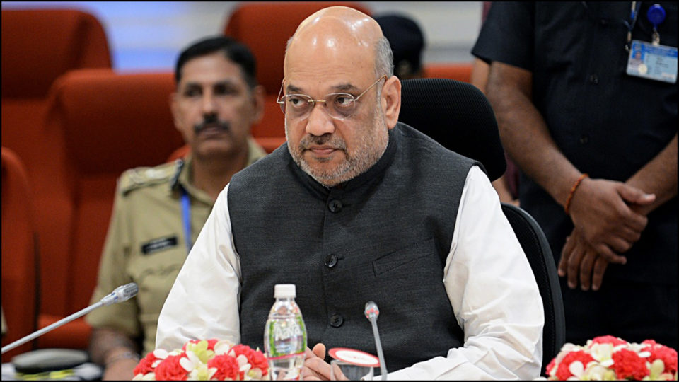 Shah openly speaks on Jammu and Kashmir, answers to all allegations