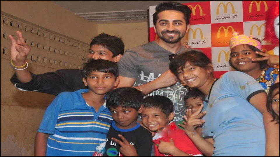 Ayushman will make society aware against sexual crime in real life away from the curtain