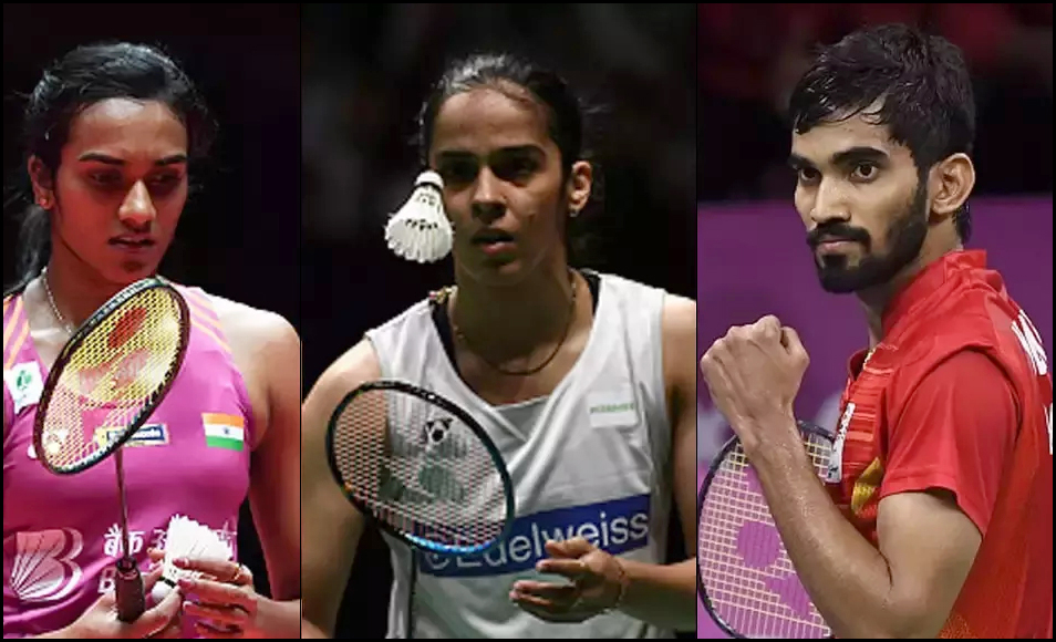 Indian challenge ends with defeat of Sindhu, Sameer and Praneeth