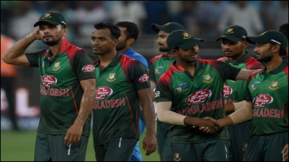 Bangladesh scared by Sri Lanka, added additional bowler to the team