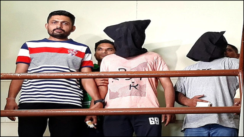 Kamlesh Tiwari accused arrested after five days of murder, statement had relation to murder