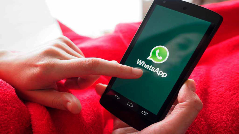Now increase your smartphone's memory with WhatsApp