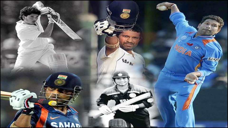 Another great achievement for Sachin Tendulkar, Lord of Cricket
