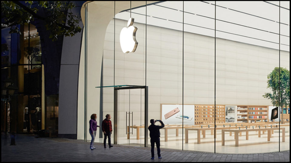 Due to decreasing customer demand in the Chinese market, Apple's business will also be affected.