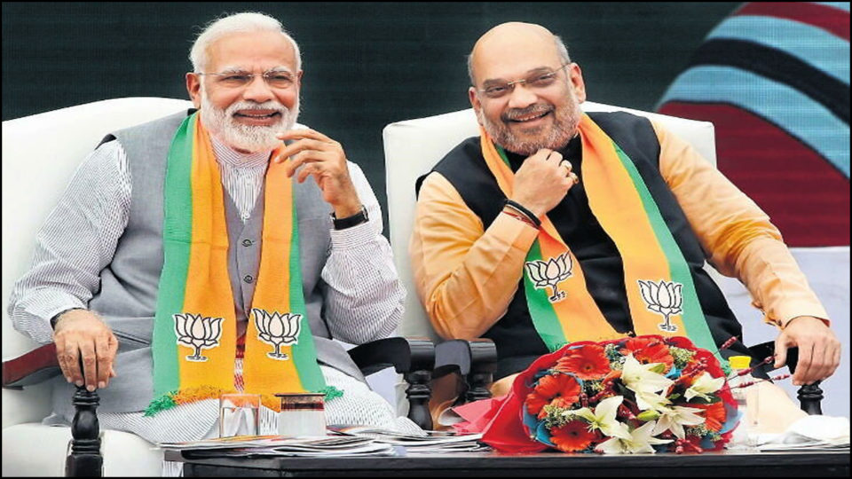 Democracy deepens due to Modi-Shah's strategy