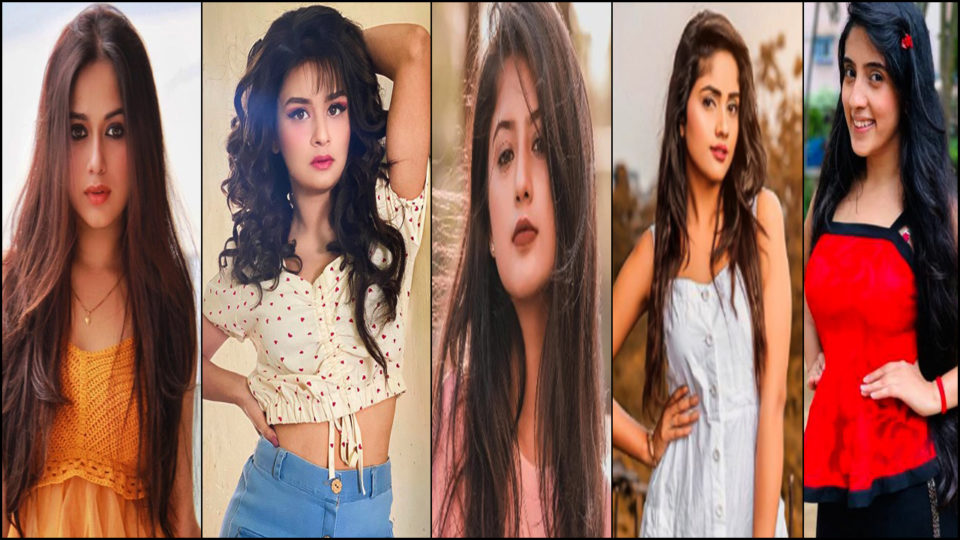 Tiktok's five colorful actresses of the world