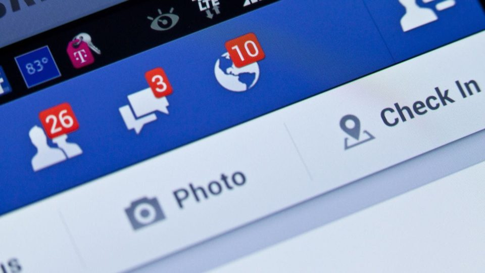 Facebook users once again stolen 26 million data from Facebook users