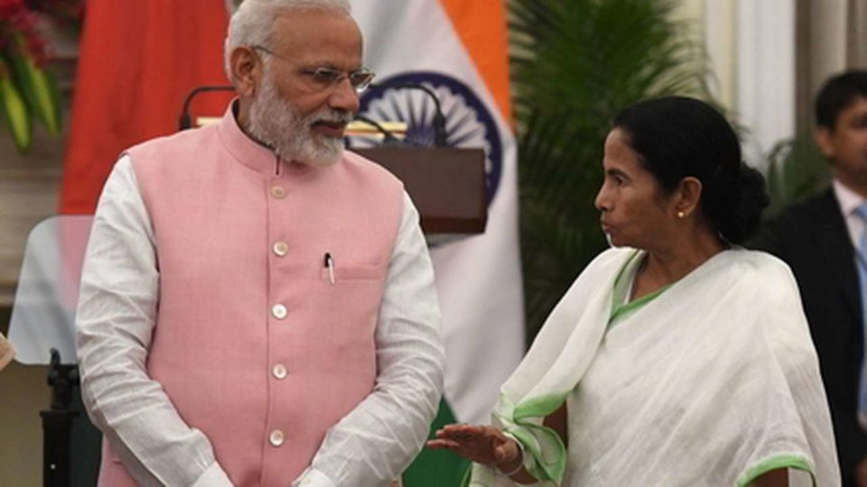 Mamta Banerjee is being targeted by the central government to get political benefits