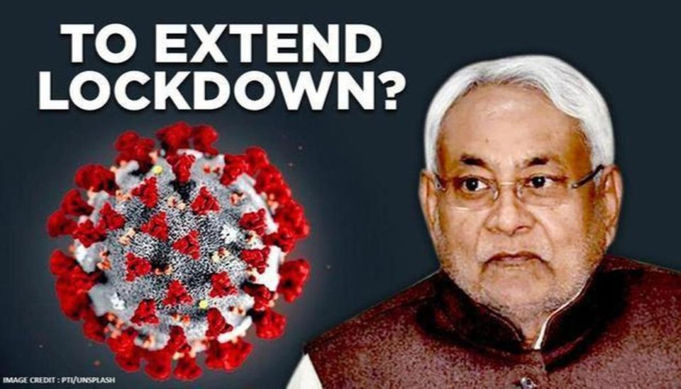 Many states including Bihar appealed to continue the lockdown