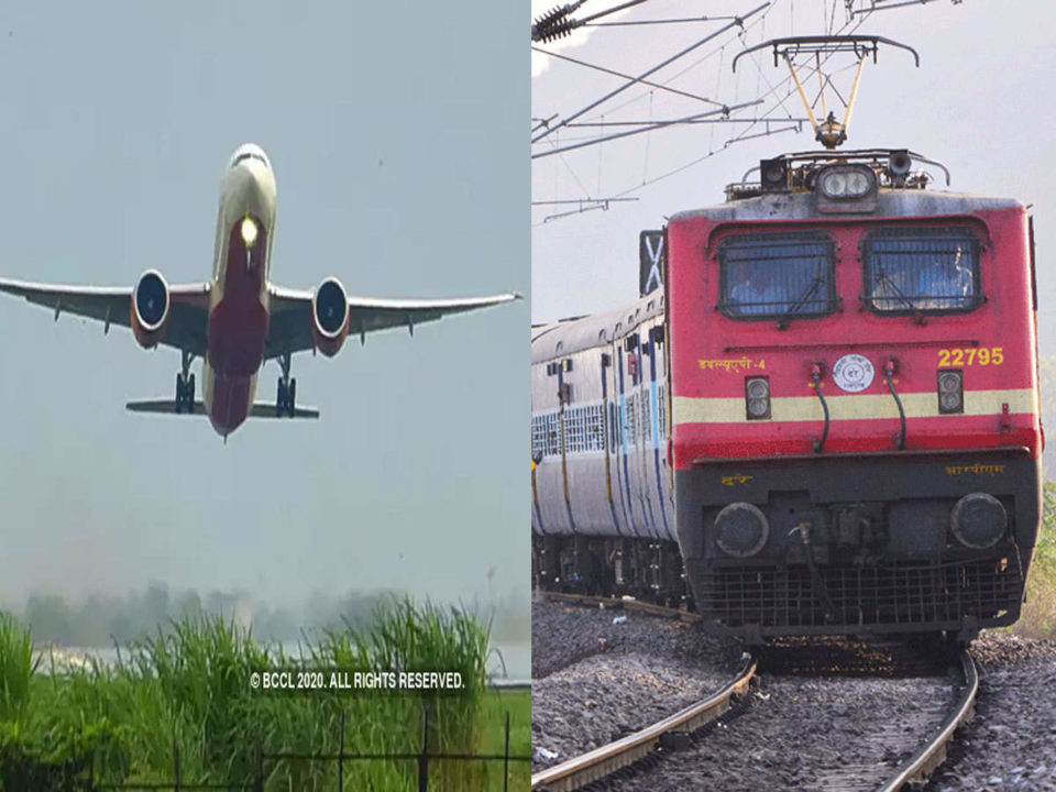 After railways, now air will also get flight, complete process to go