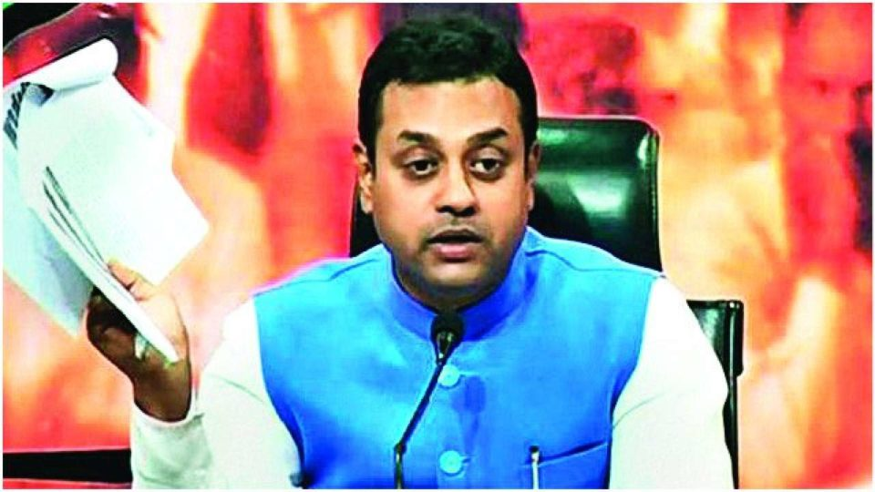 Sambit Patra wishes Corona, well-wisher wished to recover soon