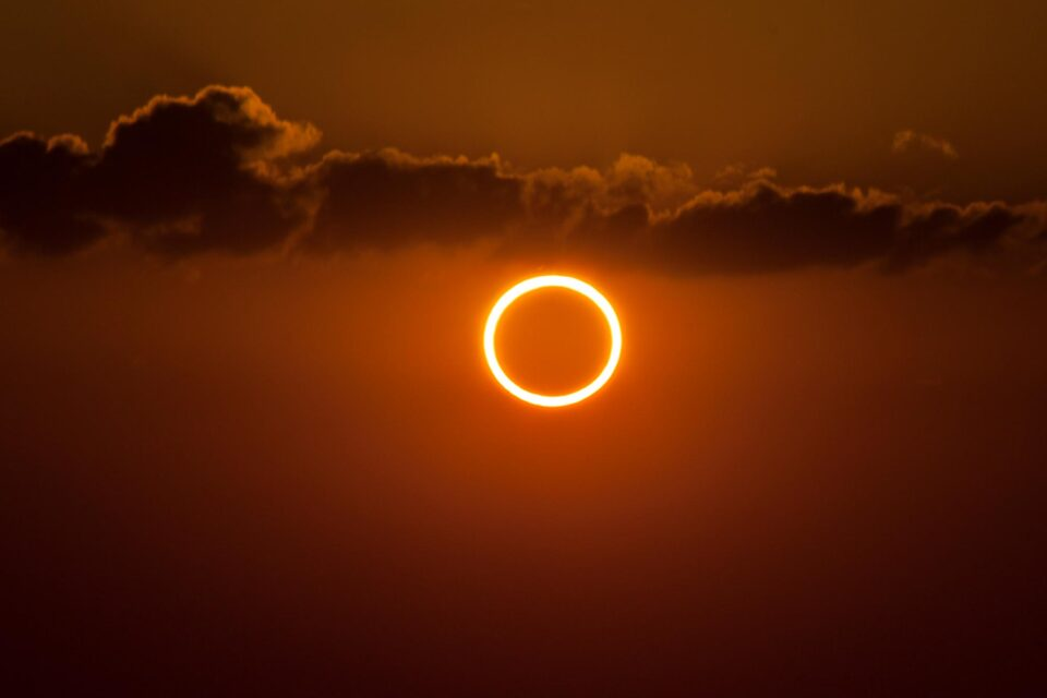 First solar eclipse of 2020, see the beautiful sight of 'Ring of Fire'