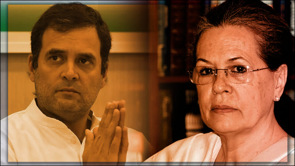In CWC meeting, anti-Sonia will demand resignation from Gandhi, competition for support