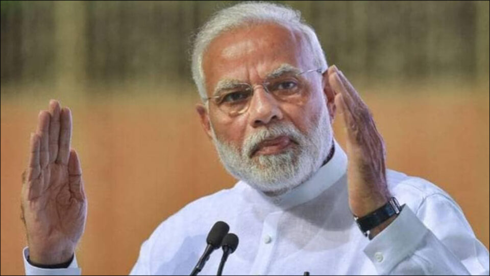 On April 8, Prime Minister Modi will clear the situation on Corona, to discuss the corona with the Chief Ministers,